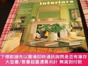 二手書博民逛書店Design罕見and Decorate InteriorsY310945 Lesley Taylor