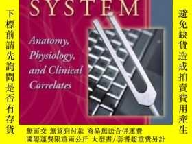 二手書博民逛書店The罕見Auditory System: Anatomy Physiology And Clinical Cor