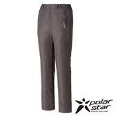 PolarStar 中性防潑水保暖長褲 『沙灰』P15413