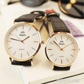 手錶 韓版時尚簡約休閒大氣潮手錶男女士學生防水情侶女錶超薄男錶石英