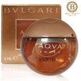 BVLGARI  寶格麗 豔陽水能量 男性淡香水 5ml 小香 16120《Belle倍莉小舖》