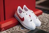ISNEAKERS Nike Cortez Basic SL GS 紅白藍 阿甘 大童 904764-103
