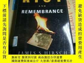 二手書博民逛書店Riot罕見and RemembranceY246305