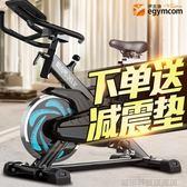 健身單車 伊吉康動感單車 家用超靜音室內腳踏運動健身器材健身自行車 城市科技DF