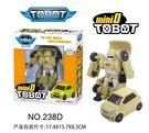 Tobot 機器戰士-238D...