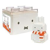 《 Nano Block 迷你積木 》NBCC-066 米菲兔 雪人╭★ JOYBUS玩具百貨