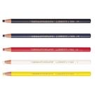促銷 利百代 7600 紙捲油蠟筆 (白紅黃藍黑) 單色12支入 / 盒