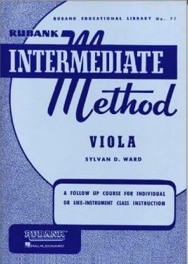 【小麥老師 樂器館】 Rubank【Intermediate Method】for Viola HL04470290