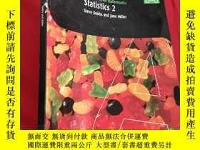 二手書博民逛書店Advanced罕見Level Mathematics:Statistics 2 (16開 ) 【詳見圖】Y5