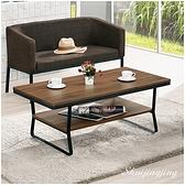 【水晶晶家具/傢俱首選】JM1792-2溫妮4尺低甲醛木心板大茶几