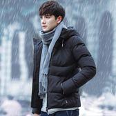 男士外套冬季 新品男裝冬天棉衣韓版修身潮流棉服帥氣加厚棉襖