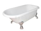 【麗室衛浴】國產 古典貴妃缸 D系列  140*72*58CM  超值優惠回饋  含安裝~
