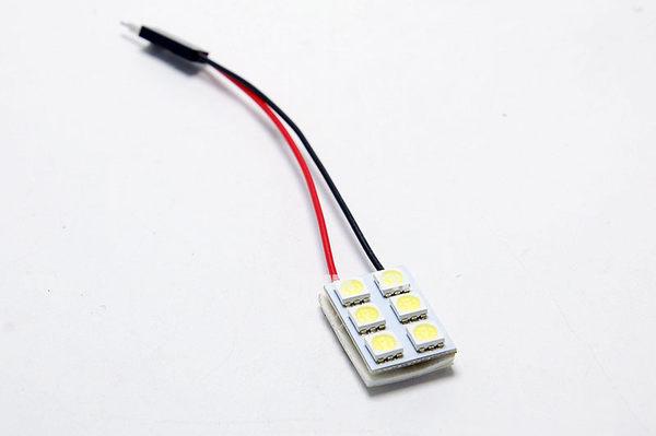 TTLUX 6顆 SMD  牌照燈 (新增暖白光)  附3種轉接頭 WISH ALTIS CIVIC 馬2 3 5 6