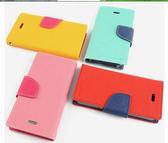 【韓風雙色系列】ASUS Zenfone 5Q ZC600KL 6吋 翻頁式側掀插卡皮套/保護套/支架斜立/TPU軟套