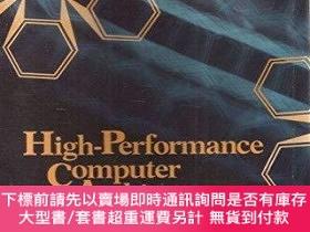 二手書博民逛書店High-performance罕見Computer ArchitectureY255174 Harold S