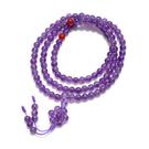 水晶 紫水晶佛鏈6mm...