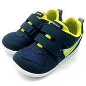《7+1童鞋》小童 MOONSTAR 日本月星 十大機能Hi系列寶寶鞋 學步鞋 運動鞋 機能鞋 C442 藍色