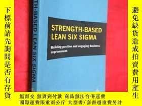 二手書博民逛書店Strength-Based罕見Lean Six Sigma: