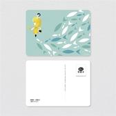 施暖暖-小雛菊 明信片 【愛藝享】