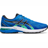 Asics Gt-2000 8 [1011A690-401] 男鞋 運動 慢跑 路跑 健身 避震 透氣 亞瑟士 藍 黑