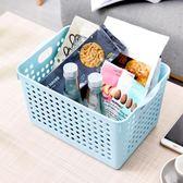 【2個裝】浴室收納筐儲物桌面整理籃【步行者戶外生活館】