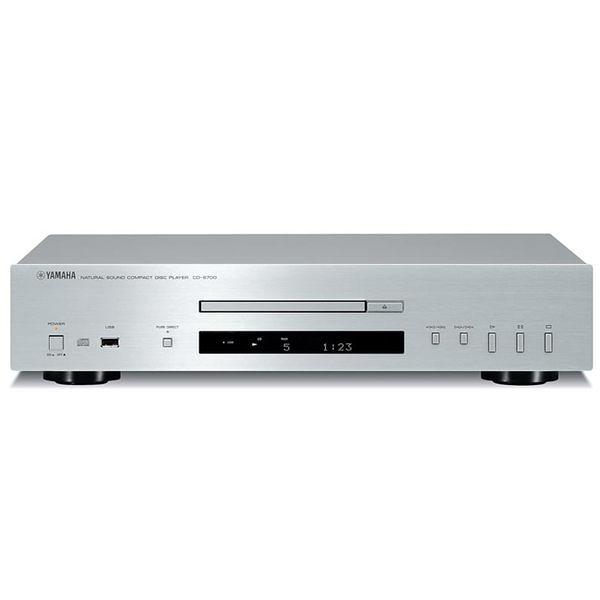 YAMAHA CD-S700  CD Hi-Fi 播放機 銀色