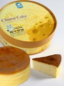【牛奶生活館.重乳酪起司蛋糕】濃郁起司綿密口感