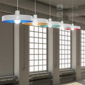 日本餐廳吧台 Color Dick 單頭 彩虹吊燈