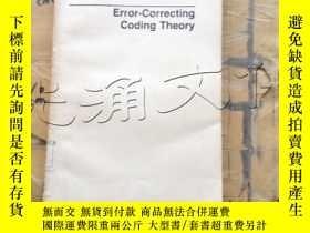 二手書博民逛書店Error-Correcting罕見Coding TheoryY