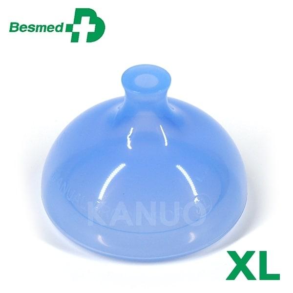 【貝斯美德】矽質拍痰杯 XL