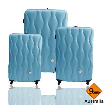 行李箱28+24+20吋 ABS材質 波西米亞系列【Gate9】