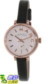 [105美國直購] Marc by Marc Jacobs Women s 女士手錶 Sally MBM1352 Black Leather Quartz Watch