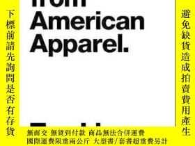 二手書博民逛書店Shoplifting罕見From American Apparel (the Contemporary Art