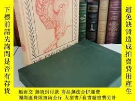 二手書博民逛書店Aesops罕見Fables《 伊索寓言》folio society 2002 年 布面精裝 帶書匣 edward