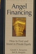 二手書博民逛書店《Angel Financing: How to Find and Invest in Private Equity》 R2Y ISBN:0471350850