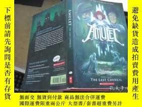 二手書博民逛書店AMULET罕見THE LAST COUNCILY9740 出版