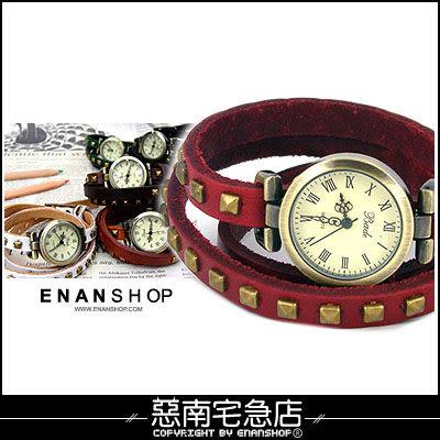 惡南宅急店【0301F】韓國100%空運‧男錶女錶『圍繞配戴』對錶可‧單支價