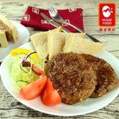 魔術食品 牛肉堡排5片裝  (100g/片)