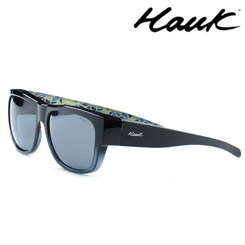 HAWK偏光太陽套鏡(眼鏡族專用)HK1007-30