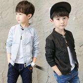 男童T恤男童外套春裝秋裝新款春秋款兒童男生風衣韓版休閒夾克薄款潮 雙12快速出貨八折