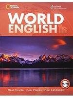 二手書《World English Level 1 Combo Split 1B Student book with Student CD-ROM》 R2Y ISBN:9781424051076