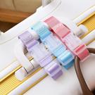 【002】多功能便攜式行李箱掛扣 嬰兒車 旅行箱扣環(6色可選)