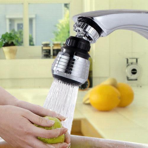 起泡省水防濺節水器