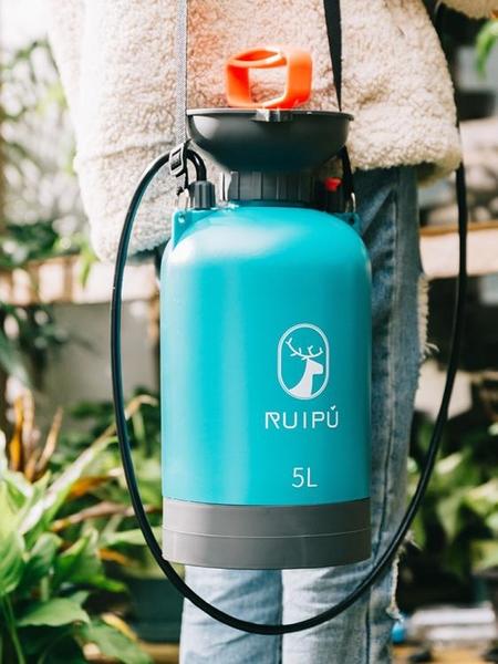 農藥噴霧器新型氣壓式噴壺動噴藥神器噴灑器農用打藥高壓家小型電 1995生活雜貨