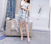 (45 Design全新特賣) 長袖禮服 洋裝 短禮服 背心裙  連身裙 小禮服 連衣裙 伴娘服 媽媽裝11