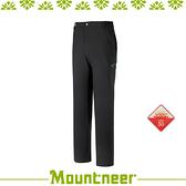 【Mountneer 山林 男 四向彈性抗UV長褲《深灰》】31S01-11/抗UV/UPF50+/彈性/舒適/休閒