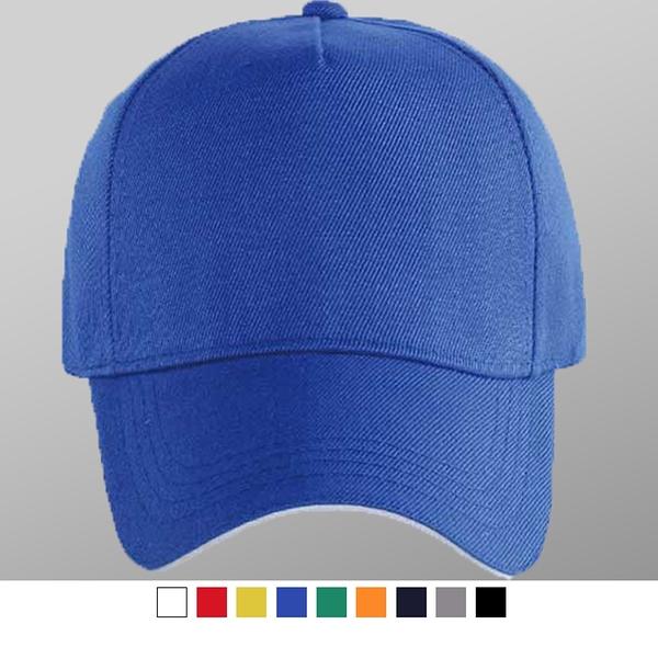 【晶輝團服制服】LS-0907*五片式毛青帽,街舞帽,平板帽,訂做客製配色都可以