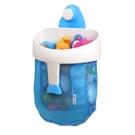 munchkin 勺狀洗澡玩具收納袋 .吸盤掛袋網袋