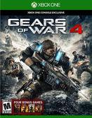X1 Gears of War 4 戰爭機器 4(美版代購)