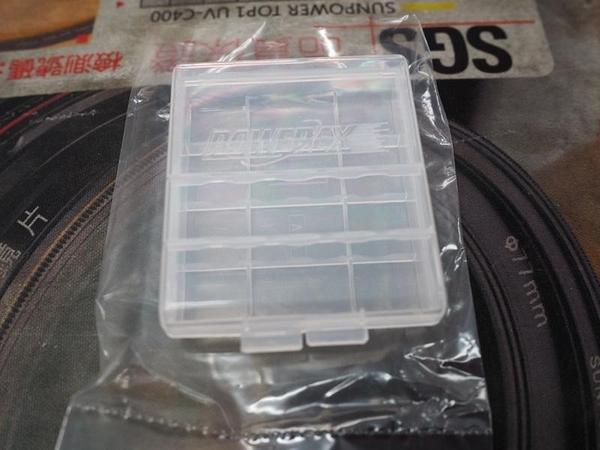 3號電池盒 3號電池存儲盒 電池收納盒 電池儲存盒電池存放盒 不包含圖2電池喔
